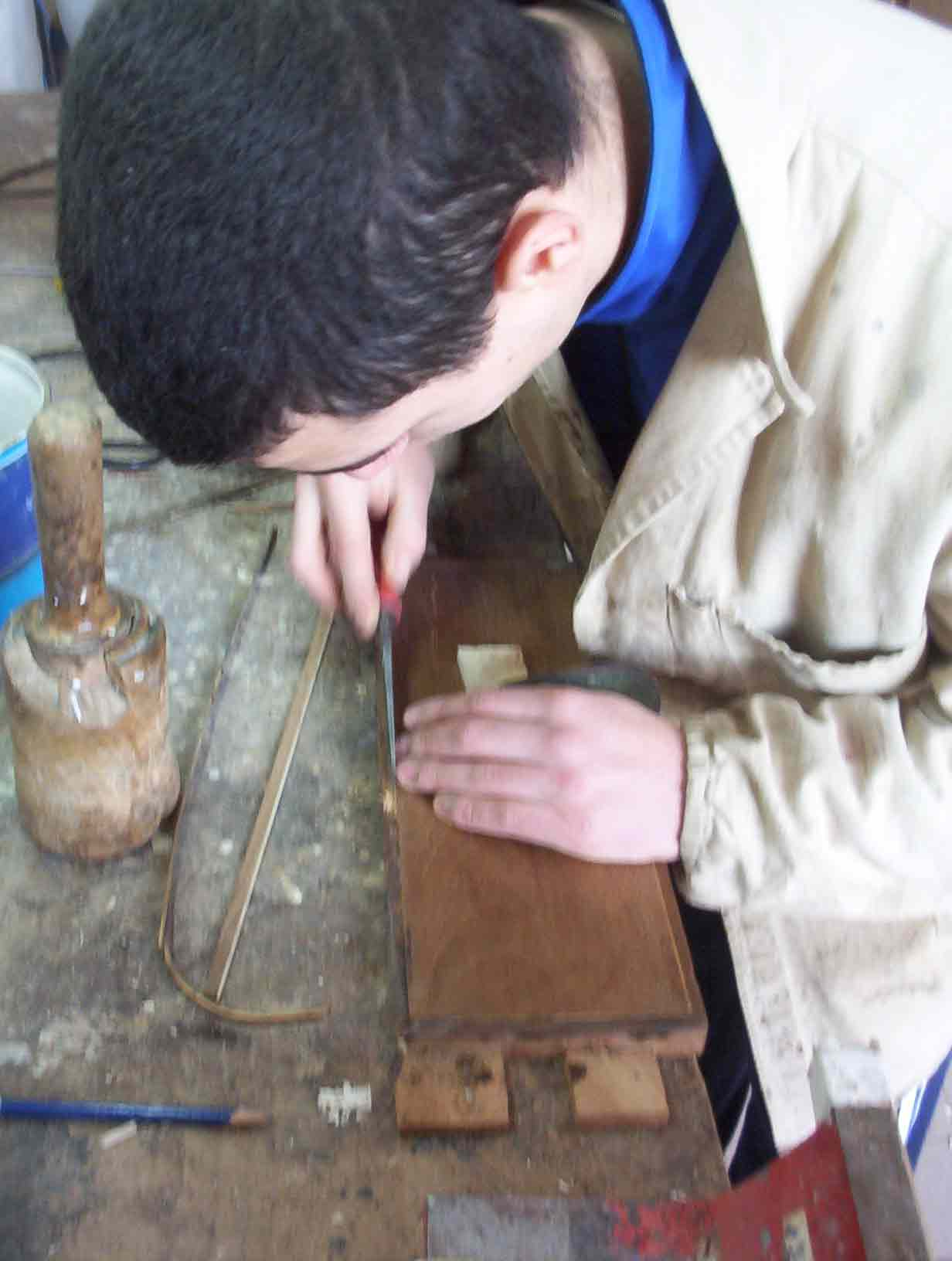 Francesco de martino - Restauro mobili antichi tecniche ...